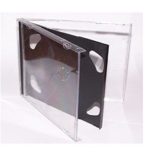 CAJA CD DOBLE