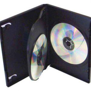 Caja 4 DVDs