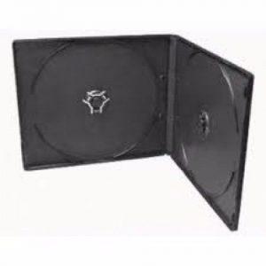 CAJA CD 7MM DOBLE PVC