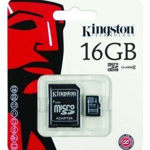 micro sd 16 kingston