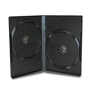 CAJA DVD 14MM DOBLE