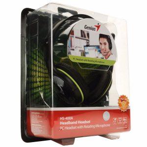 auricular genius hs 400 a