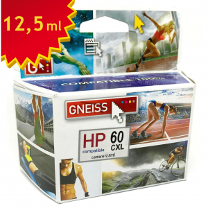 cartucho alternativo HP 60c oferta