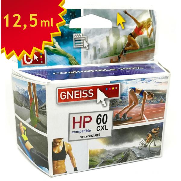 cartucho alternativo HP 60c oferta