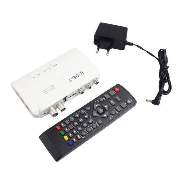 SINTONIZADOR DE TV