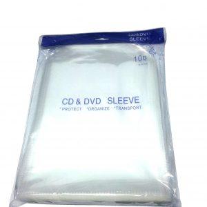 SOBRE PVC DVD