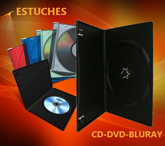 cajas cd y dvd
