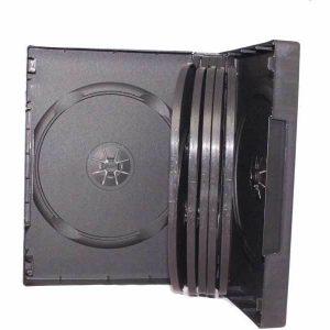 Caja 12 DVDs
