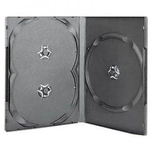 caja 3 dvds