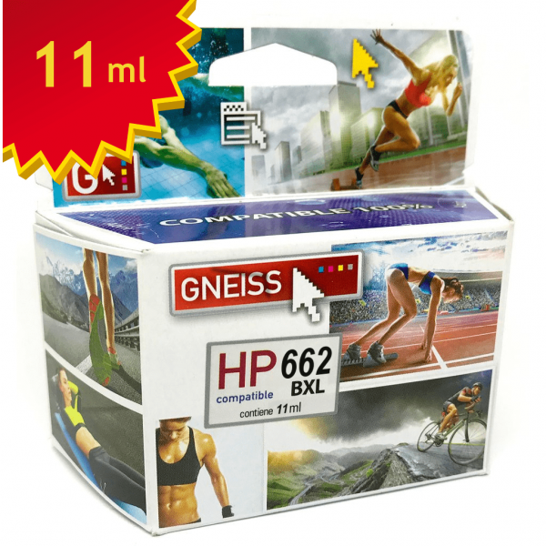 cartucho alternativo HP 662n oferta