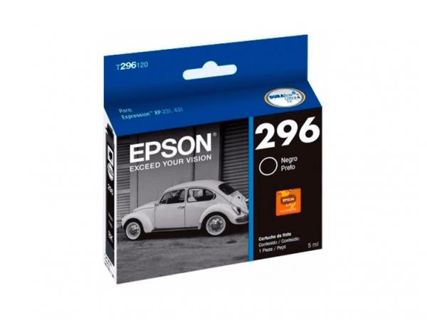 EPSON 296 NEGRO