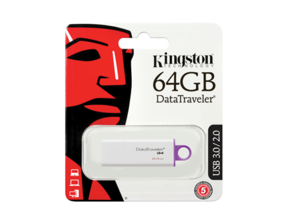 pendrive 64 gb kingston g4