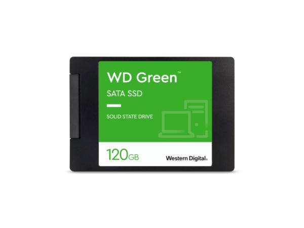 SSD 120 GB WD